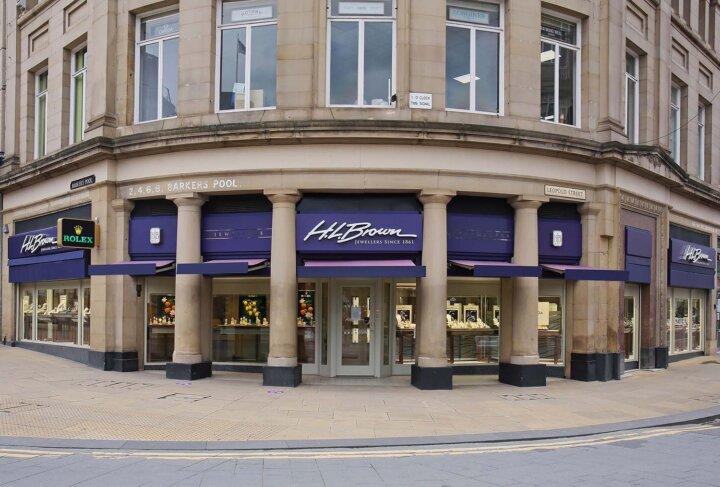 2020 Sheffield HLB shop front