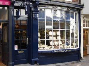 Barbara Cattle shop SMALL