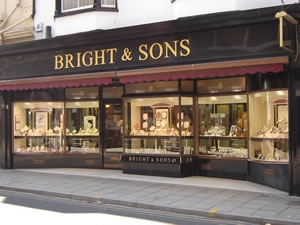 Bright & Sons shop SMALL